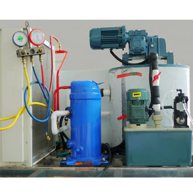 5Ton Freshwater Flake Ice Machine