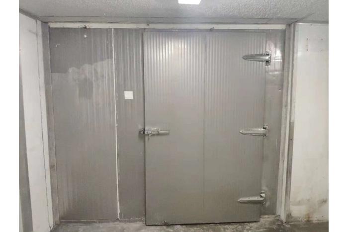 2000kg Tuna Fish Blast Cold Room