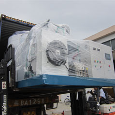 25t Flake Ice Machine Sent To Maldives