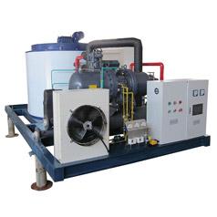 Fresh Water Ice Machine Application