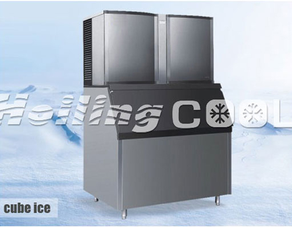 Realistic Application of Flake Ice Machine