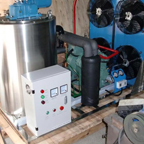 Sea Water Flake Ice Machine Are of Great Significance to the Marine Fishing Industry